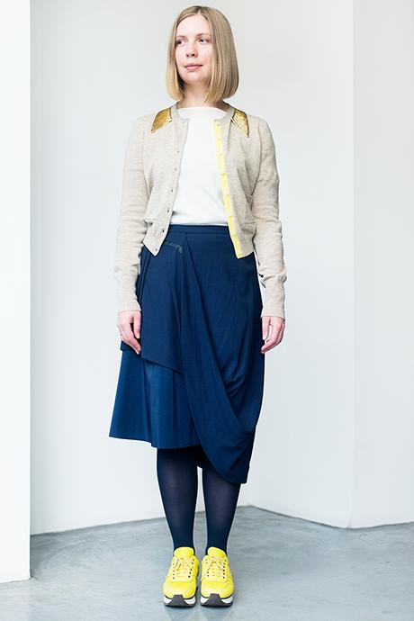 Администратор салона Надежда Шаурина  о любимых нарядах. Изображение № 14.