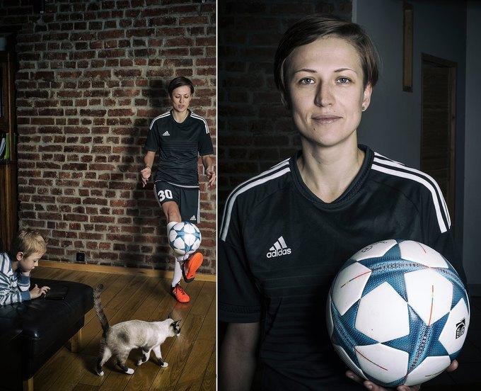 adidas помогут любительскому женскому футболу в России. Изображение № 1.