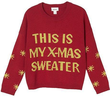 10 красивых и теплых свитеров в подарок. Изображение № 6.