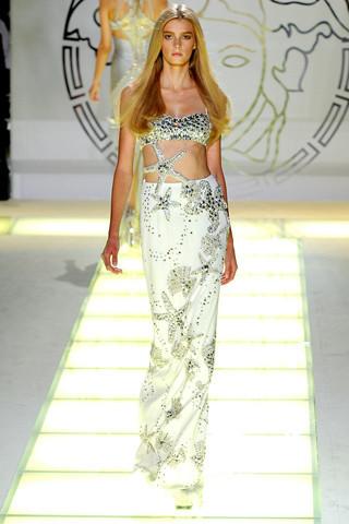 Milan Fashion Week: показ Versace SS 2012. Изображение № 40.