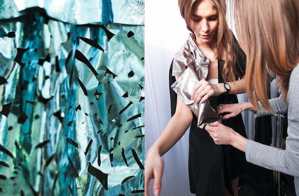 Чрезвычайное положение: Kiev  Fashion Days в снежную бурю. Изображение № 5.