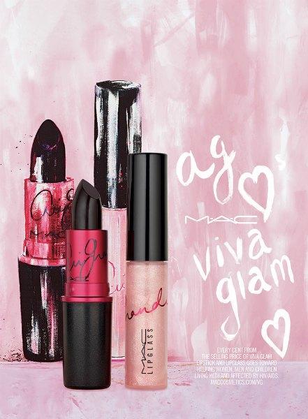 Ариана Гранде стала новым лицом коллекции MAC Viva Glam. Изображение № 2.