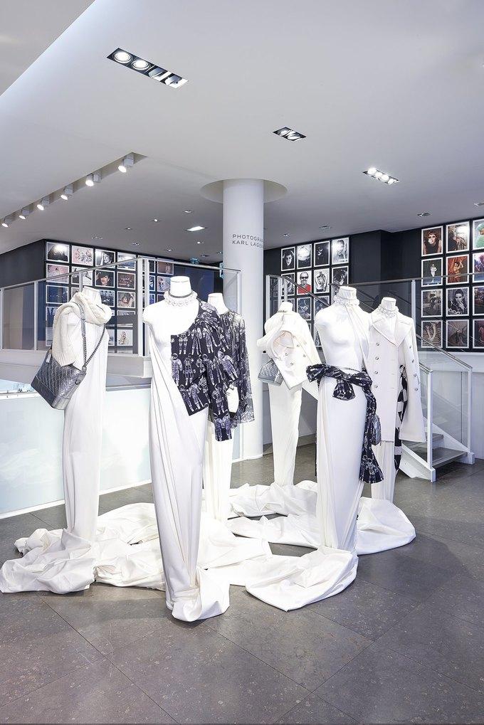 Chanel открыли временное пространство в Colette. Изображение № 9.