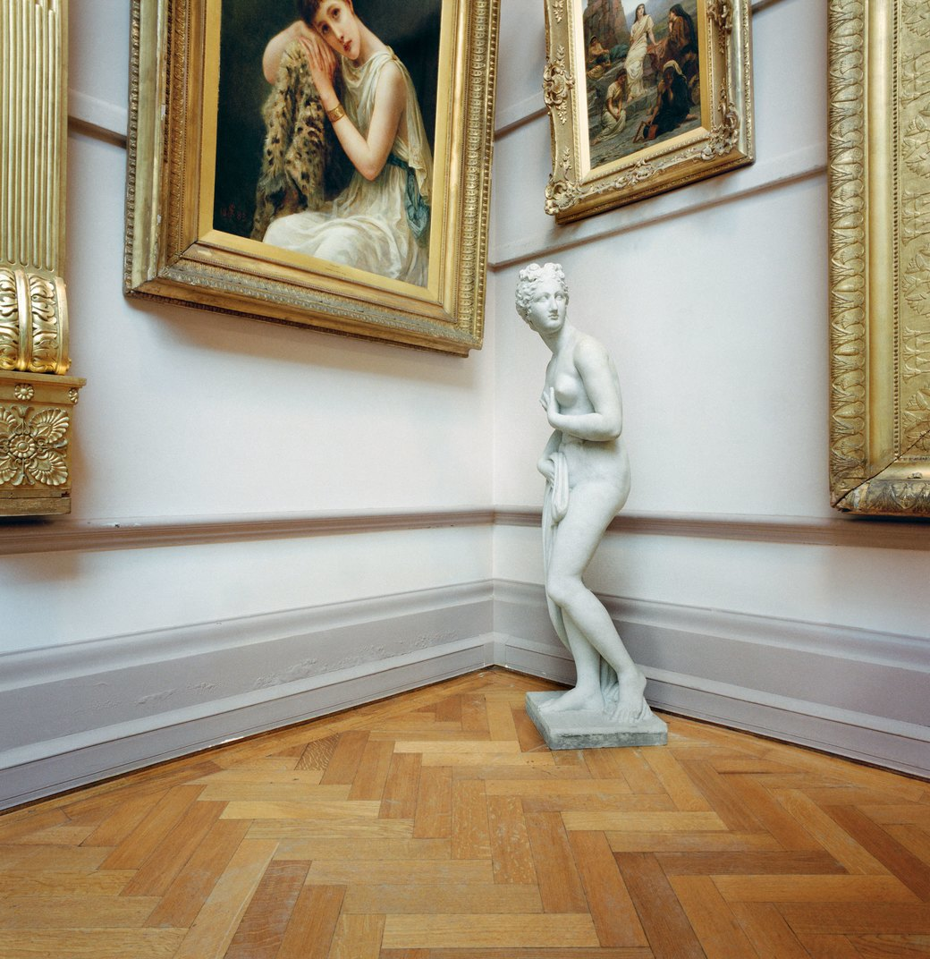«Museology»:  Тайная жизнь  музейных экспонатов. Изображение № 3.