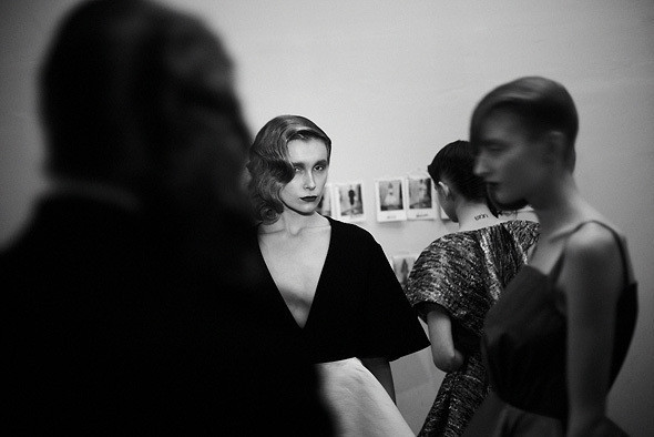 Изображение 7. Репортаж: Vika Gazinskaya FW 2011.. Изображение № 22.