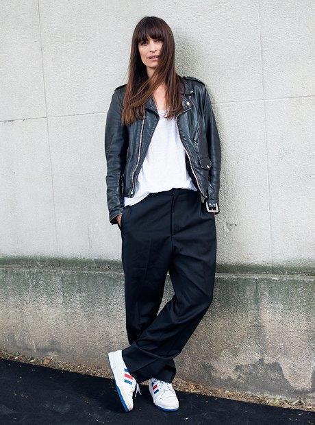 Каролин де Мэгре, модель и музыкальный продюсер. Изображение № 9.