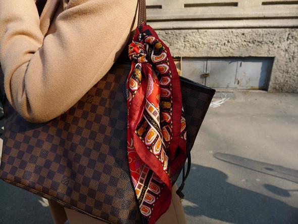 Изображение 8. Детали: Milan Fashion Week.. Изображение № 11.