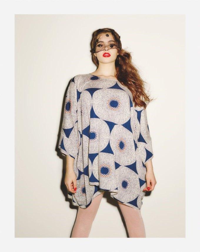 Бет Дитто представила коллекцию  плюс-сайз-одежды. Изображение № 5.