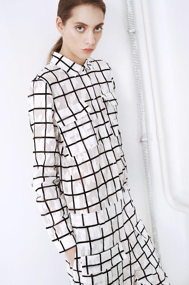 Два в одном: Комбинезон  как альтернатива блузкам и брюкам. Изображение № 3.