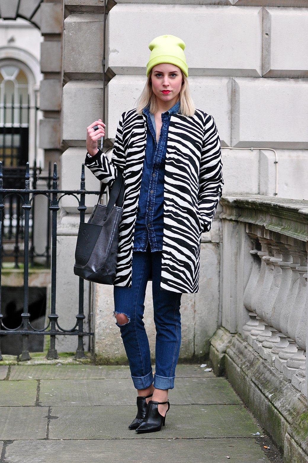 Неделя моды в Лондоне,  часть II. Изображение № 16.