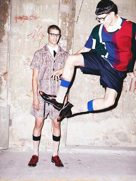 Андреа Помпилио, дизайнер мужской одежды. Изображение № 11.