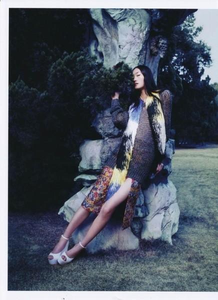 Новые лица: Лина Чжан, модель. Изображение № 14.