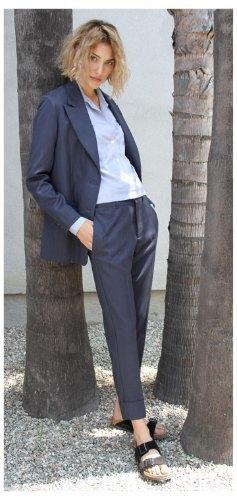Агнесс Дейн представила дебютную коллекцию своего бренда Title A. Изображение № 12.