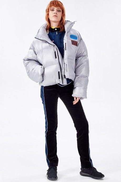 Огромные пуховики: Главная верхняя одежда зимы. Изображение № 2.
