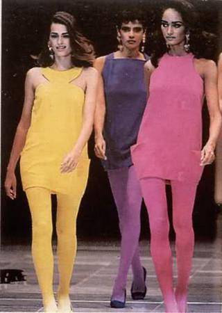 Versace SS 1991. Изображение № 20.