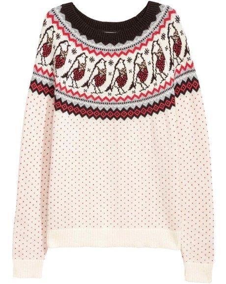 «Уродливые» свитера для Нового года: От простых до роскошных. Изображение № 3.
