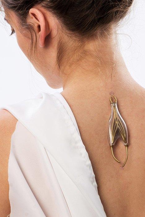 Украшения Наоми Кижнер используют тело как источник энергии. Изображение № 4.