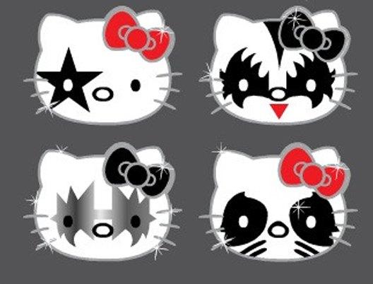 Джин Симмонс продюсирует сериал Kiss Hello Kitty. Изображение № 1.