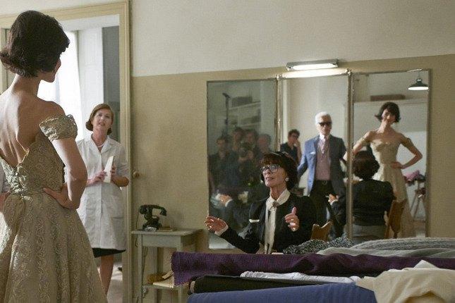Карл Лагерфельд снял фильм о Коко Шанель. Изображение № 2.