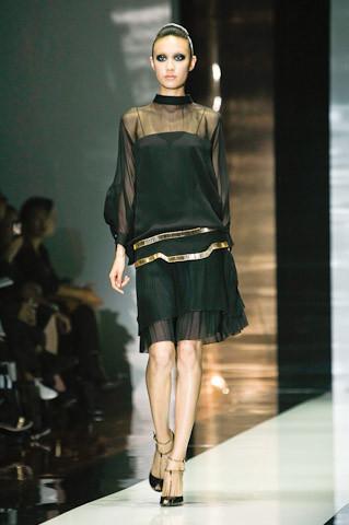 В Милане прошел показ Gucci SS 2012. Изображение № 10.