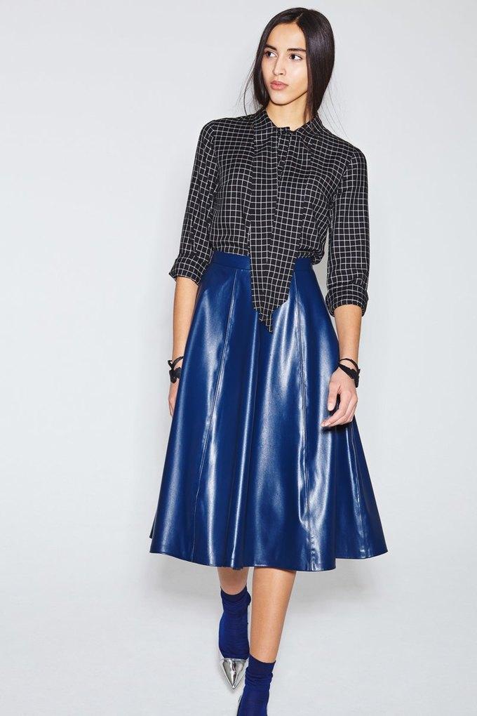 Пальто-коконы и миди-юбки в новой коллекции I am. Изображение № 8.