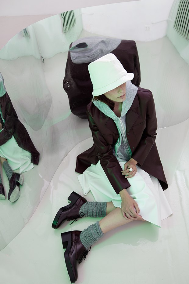 Ревизия: Юбки и платья на осень. Изображение № 9.