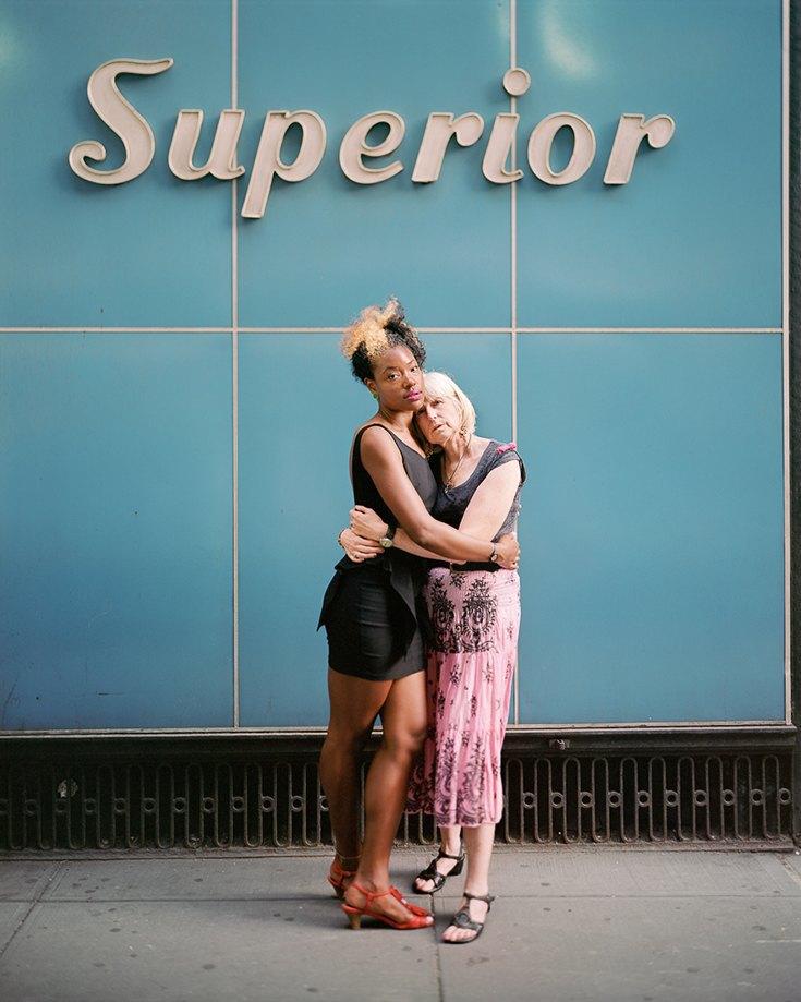 Элейн и Арли, Нью-Йорк, 2012. Изображение № 7.