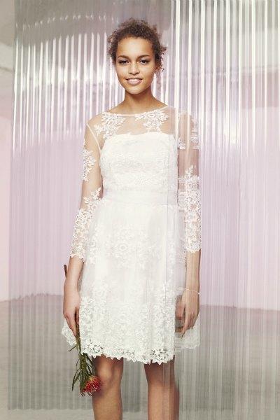 ASOS показали лукбук коллекции свадебных платьев. Изображение № 2.