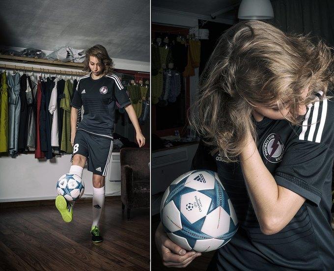 adidas помогут любительскому женскому футболу в России. Изображение № 2.