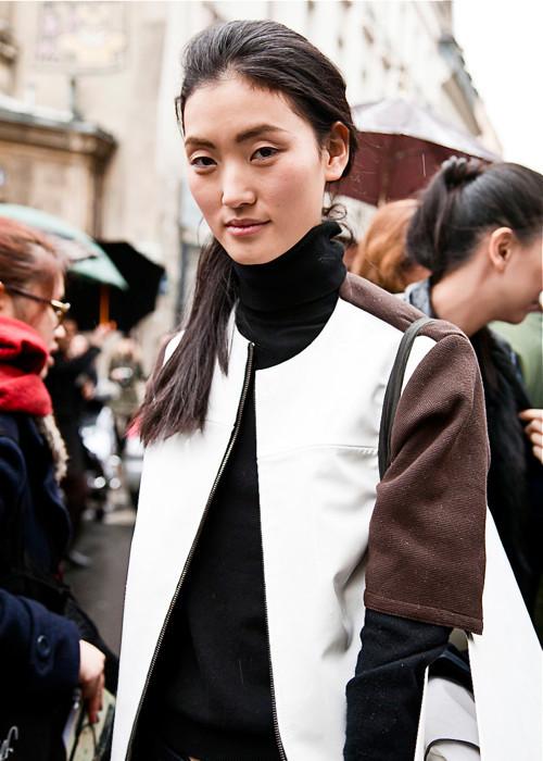 Новые лица: Лина Чжан, модель. Изображение № 39.