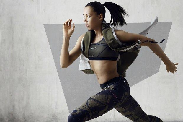 Nike представили совместную коллекцию  с Йоханной Шнайдер. Изображение № 2.