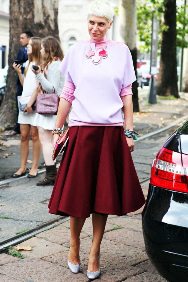 Streetstyle: Неделя моды в Милане. Изображение № 20.