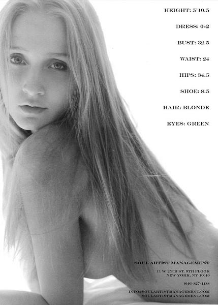 Композитки пяти модельных агентств к Нью-Йоркской неделе моды. Изображение № 9.