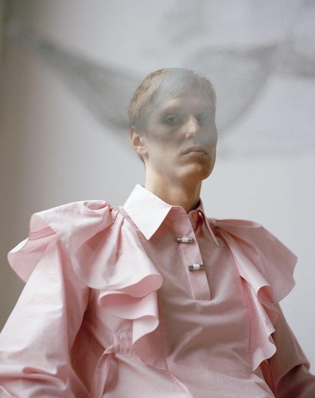 Masculin Féminin: Мужчины о праве носить женскую одежду. Изображение № 1.