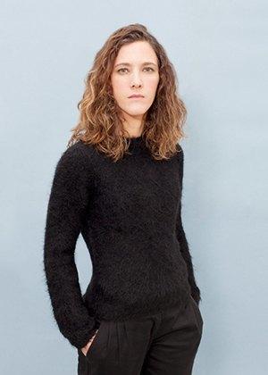 Теплые шерстяные свитеры, шапки и платья Knitbrary. Изображение № 3.