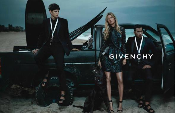 Givenchy SS 2012 . Изображение № 183.