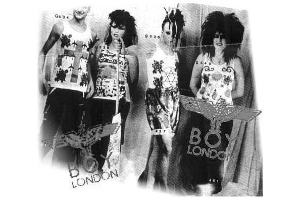 Изображение 16. Мальчишник: поп-ап стор Boy London в Москве.. Изображение № 6.