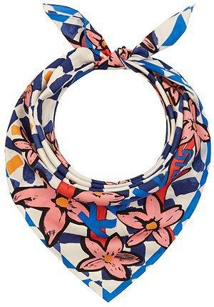 Цветочные принты в осенне-зимних  коллекциях. Изображение № 20.