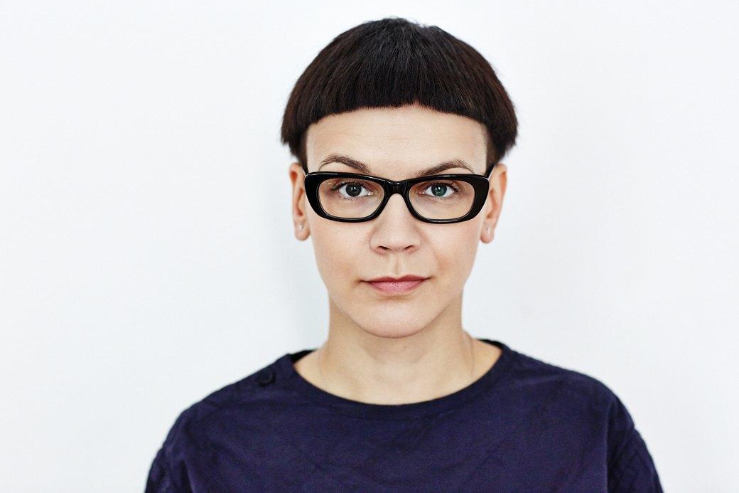Юлия Выдолоб,  журналист и главный  редактор сайта Fott. Изображение № 1.