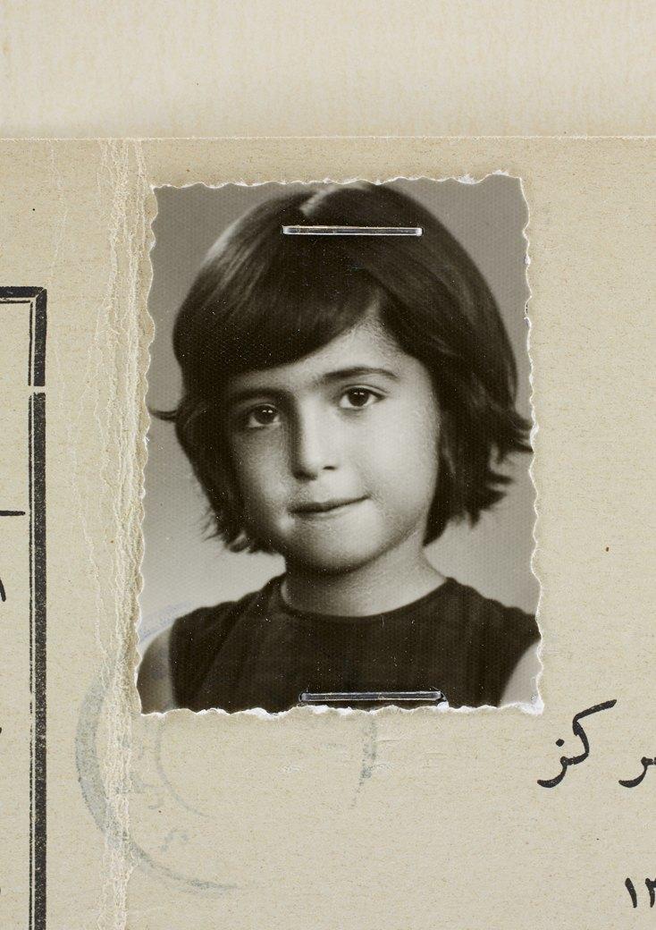 7 лет, сертификат об окончании первого класса, Тегеран, 1964. Изображение № 14.