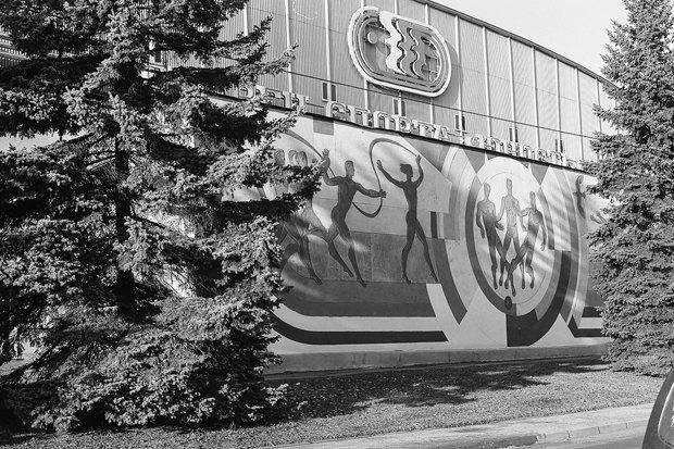 Печатный гид по Калининграду с показа Гоши Рубчинского. Изображение № 2.
