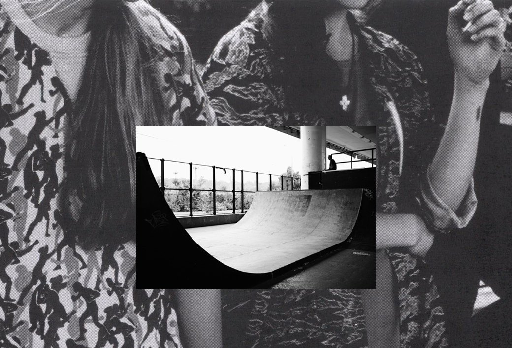 Женский пул:  Девушки на скейте. Изображение № 1.