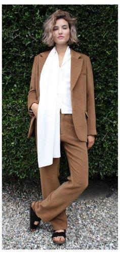 Агнесс Дейн представила дебютную коллекцию своего бренда Title A. Изображение № 9.