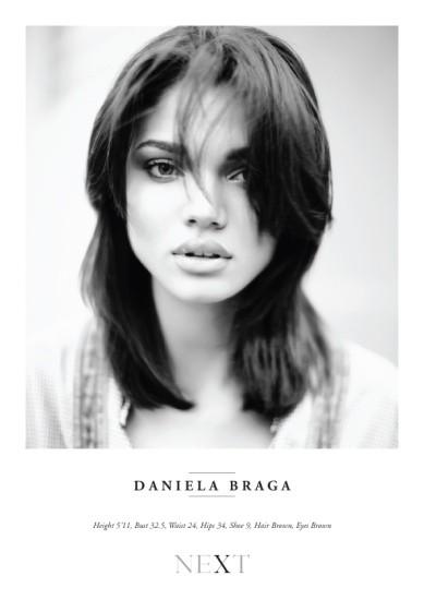 Новые лица: Даниела Брага. Изображение № 6.
