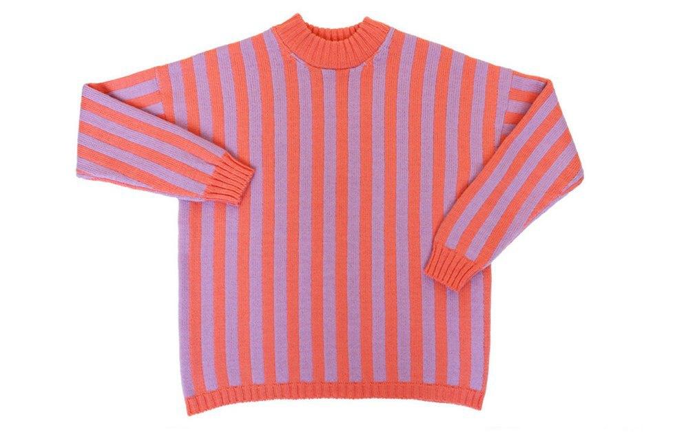 Теплые свитеры ALL Knitwear с геометричным узором. Изображение № 6.