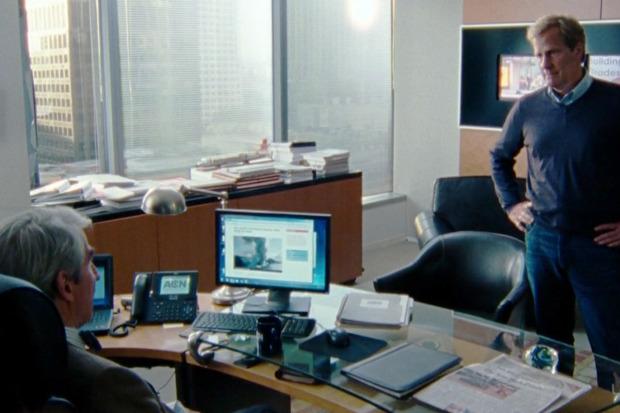 Смотрим The Newsroom с Александром Уржановым, бывшим шеф-редактором НТВ. Изображение № 7.