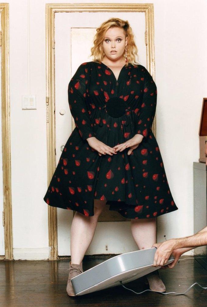 Бет Дитто представила новую коллекцию одежды плюс-сайз. Изображение № 8.