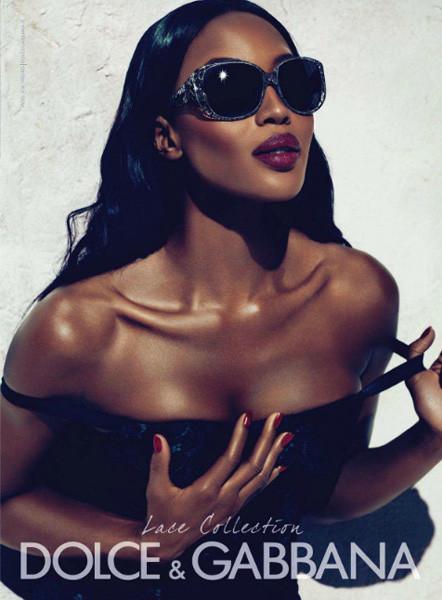 Тёмные силы: 10 чернокожих моделей. Изображение № 14.
