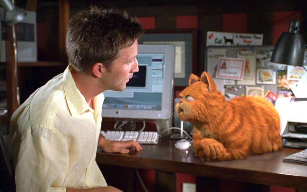 Наглая морда: Лучшие рыжие  коты в кино . Изображение № 3.