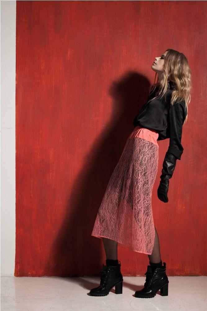 Платья и юбки в бельевом стиле в лукбуке Daria Bardeeva . Изображение № 7.